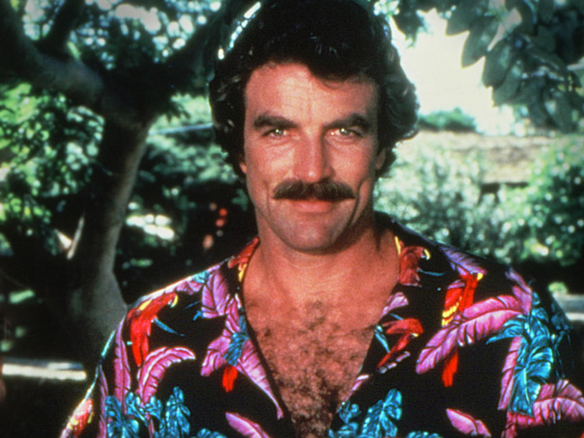 Top 10 Mustaches of the 80s