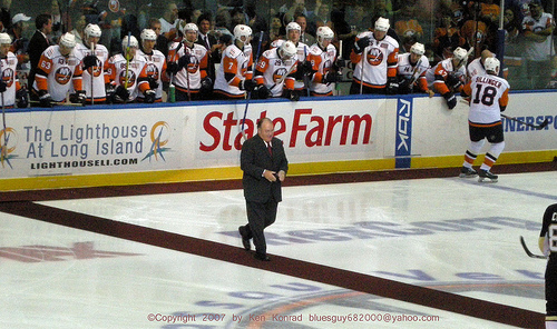 Top 10 NHL Coaches of All Time