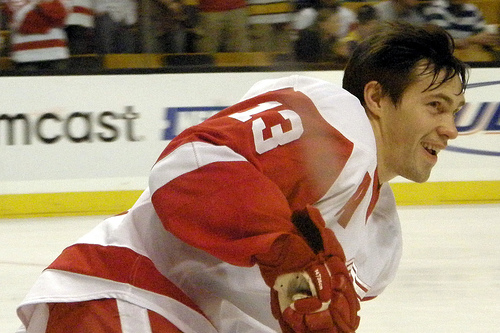 Top 10 Detroit Red Wings of All Time