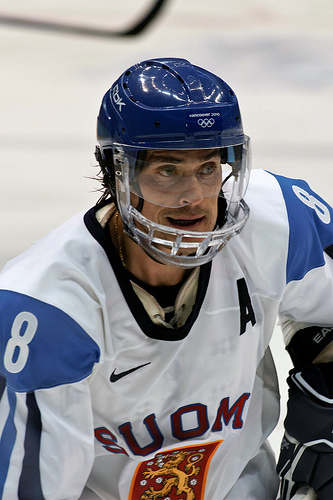 Top 10 Finnish Hockey Players of All Time