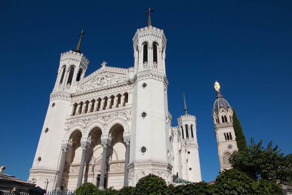 Top 3 Tourist Attractions in Lyon, France