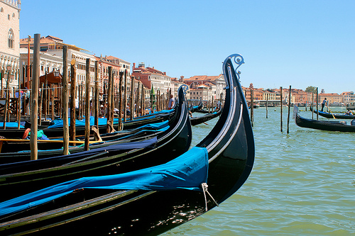 Top 5 Tourist Attractions in Venice, Italy